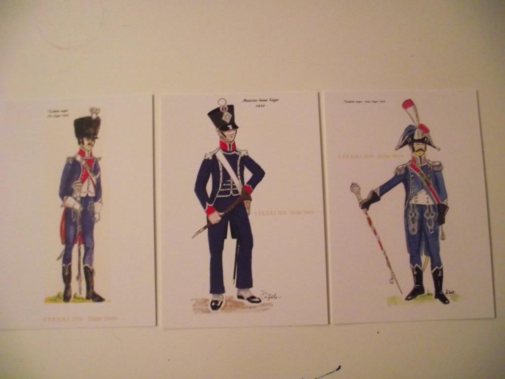 les séries de cartes postales uniformologiques de la SEHRI 417909DSCF2821