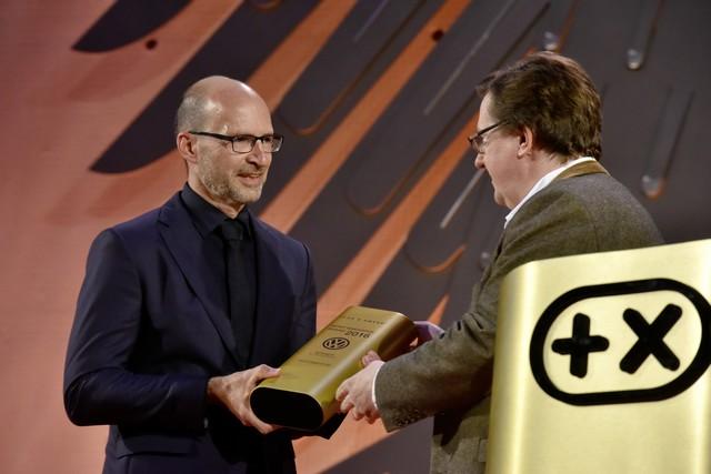Plus X Awards 2016 : Volkswagen se voit décerner le premier prix  417994hddb2016al01587large