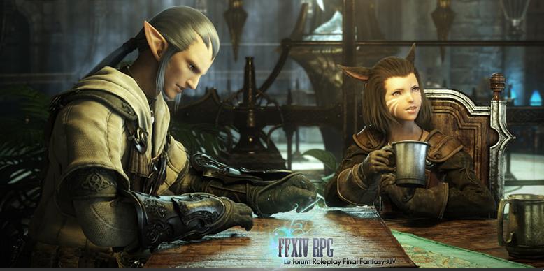 FFXIV RPG