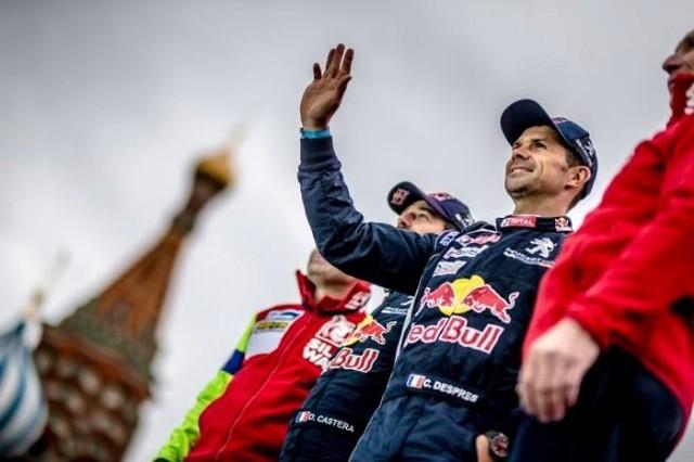 Peugeot Triomphe Pour La Deuxième Année Consécutive Sur Le Silk Way Rally 418686silkwayrally2017cyrildespres