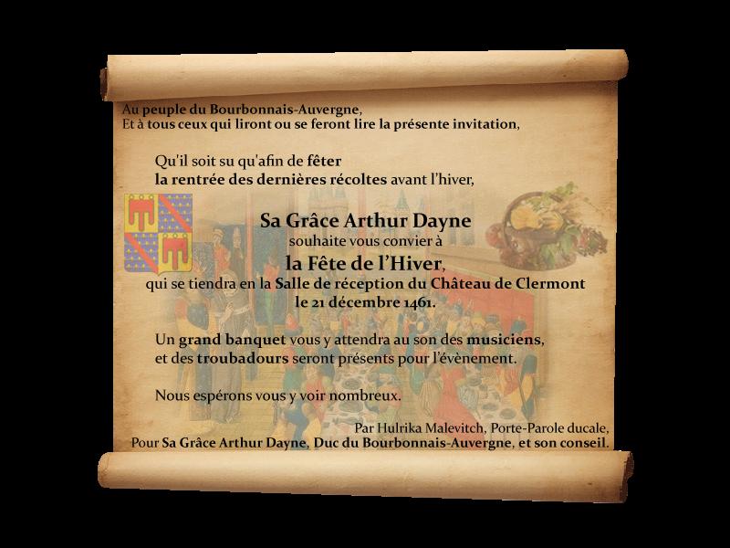 Annonces officielles du Conseil Ducal du Bourbonnais-Auvergne - Page 15 418740annoncefte5
