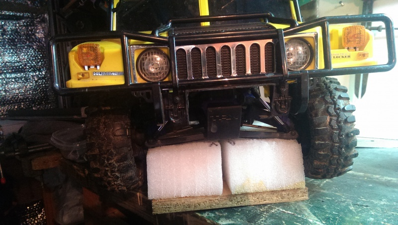 HUMMER H1 au 1/6 sur base SUMMIT 418762IMAG1498