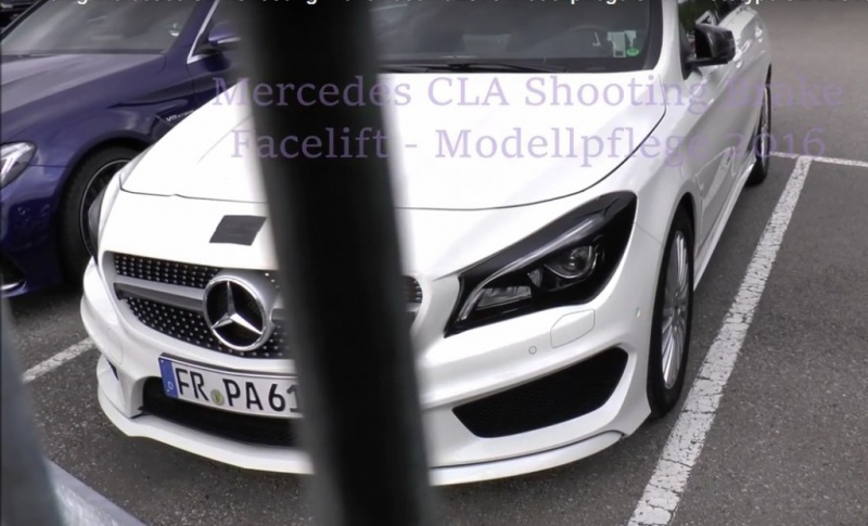 2016 - [Mercedes] CLA restylée - Page 2 4194632016MercedesCLAfaceliftfrontspiedwithminimumcamouflage1024x622