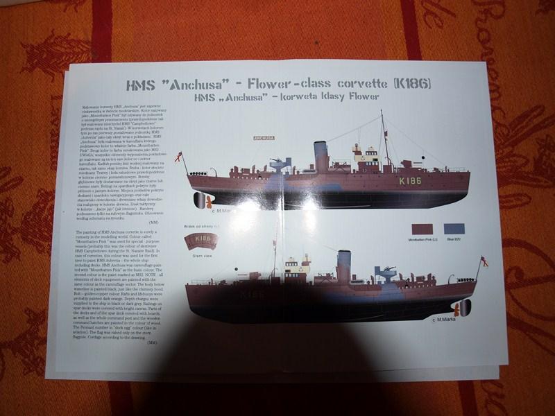 Corvette HMS Anchusa  419744P2034244Copier
