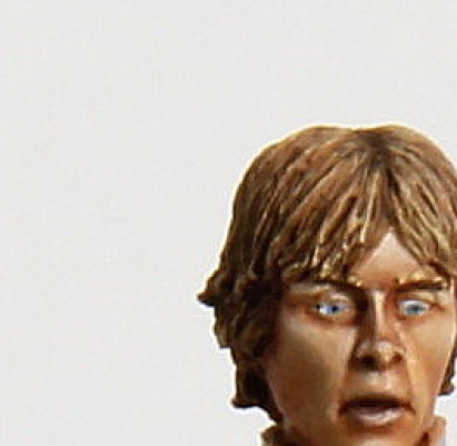 """Remember your failure in the cave!"" (Luke Skywalker 70mm) 420517001001"