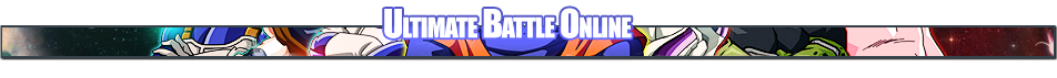 DBZ Ultimate Battle Online