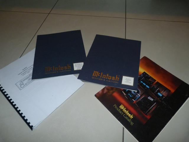 McIntosh MX4000, l'Excellence.... 421596P1080056
