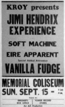 Sacramento (Memorial Auditorium) : 15 Septembre 1968  42199619690915sacramento