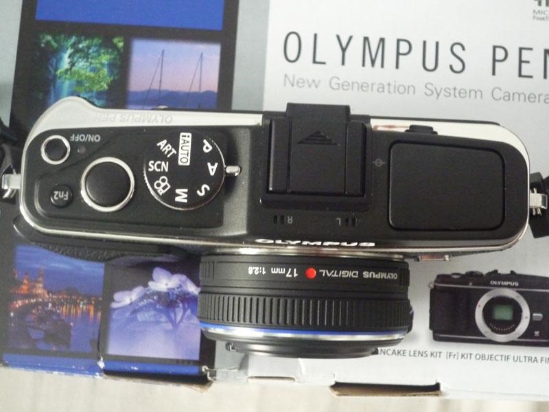 [VENDU]Olympus PEN EP-3 avec 3 batteries (baisse du prix) 422761P1050620