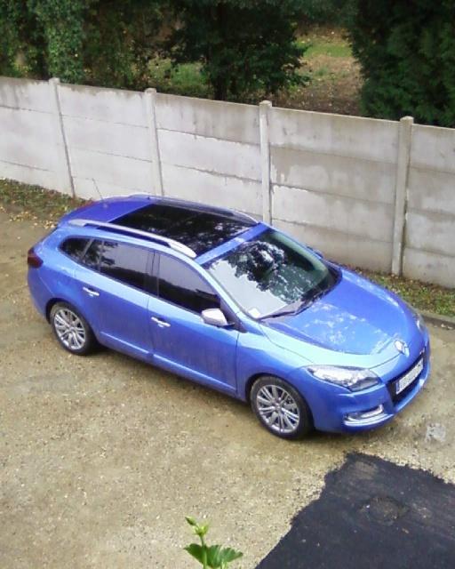 [FabGtLine] RM3 Estate 1.6 DCI 130 GT Line Bleu Malte 423470Photos0008