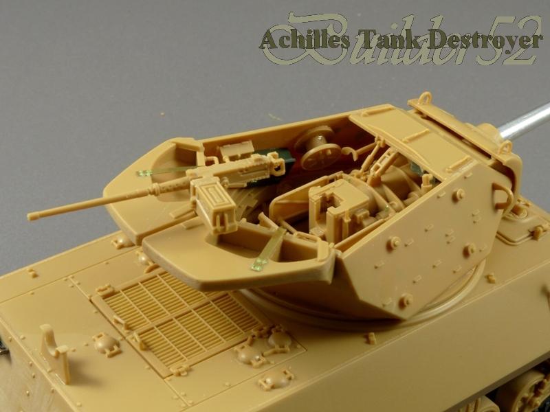 Achilles Tank Destroyer - Academy-Italeri + RB Model + set Blast 1/35 424257P1030793