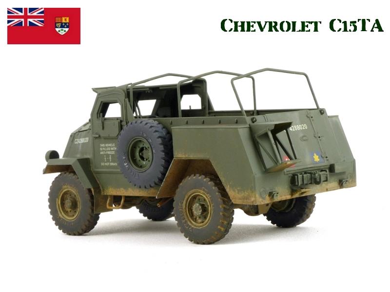 CHEVROLET C15TA - Normandie 44 - IBG 1/35 424379P1040559