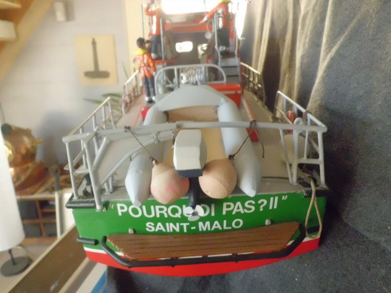 POURQUOI PAS II canot 17.60m SNSM Saint-Malo sur plan au 1/20° - Page 8 424701CIMG3453
