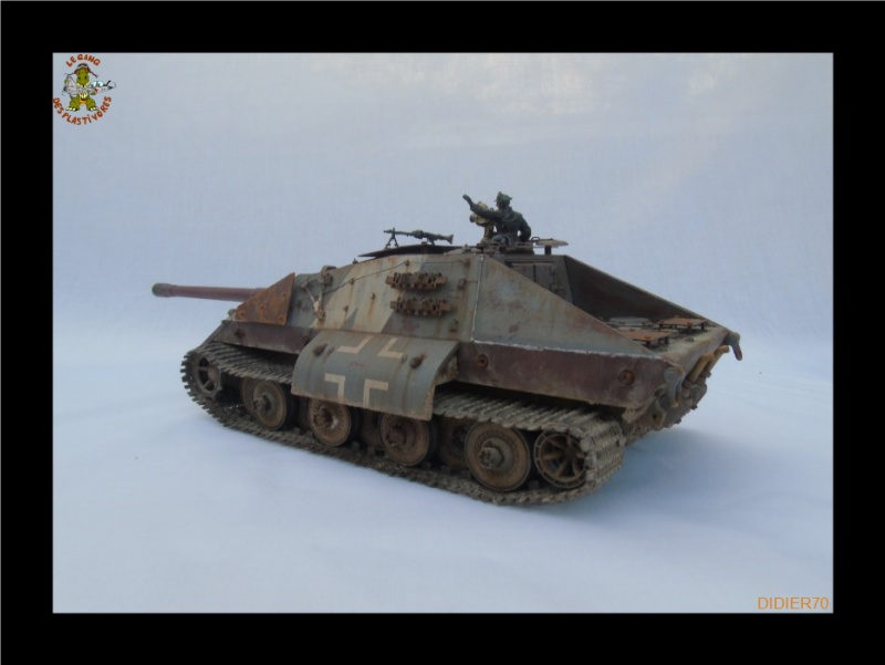 E-100 Jagdpanzer Krocodil 1/35 trumpeter 424717Sanstitre4GF