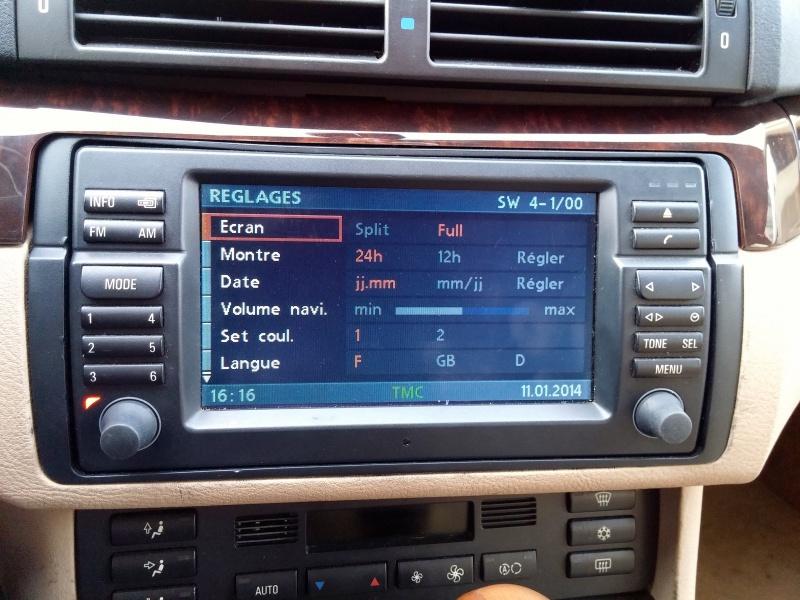 Les menus du GPS mk4 424821Rglages1