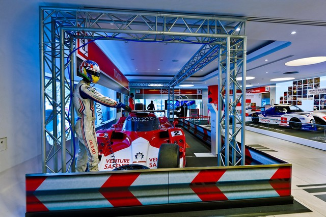 Nouvelle Exposition Sur La Mobilité Durable Au Rendez-Vous Totota 4251337547