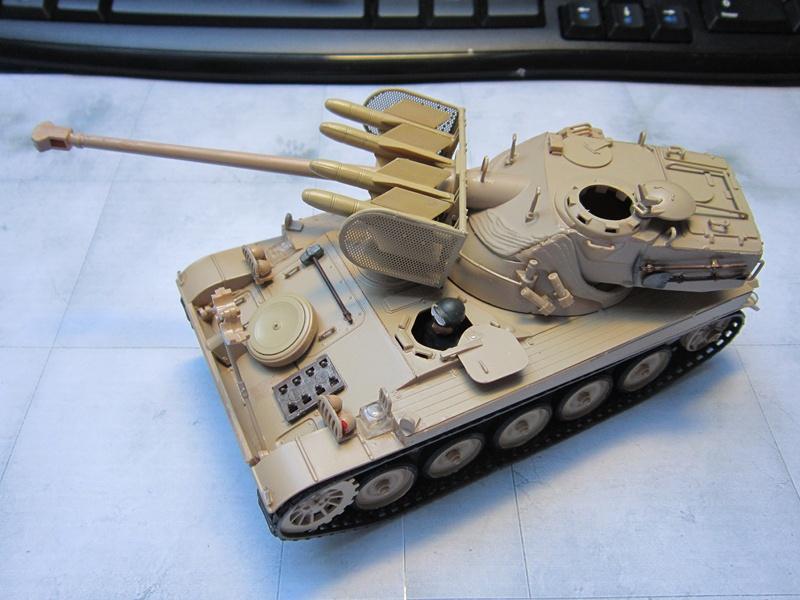 AMX 13 SS 11  Heller au 1/35 425364IMG0515800x600