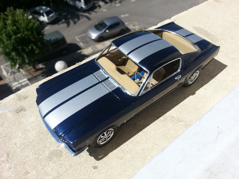 """Mustang Fastback""""65 Revell. - Page 2 42583320160520110035"""
