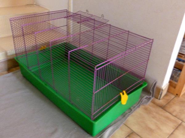 [VEND] Cage zolux bicolore dept 77 425898cage1