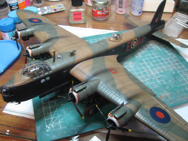 Short Stirling MkIII BF-513 Italeri 1/72, 2ème !!!!!....Terminé!!! - Page 4 426701IMG7127