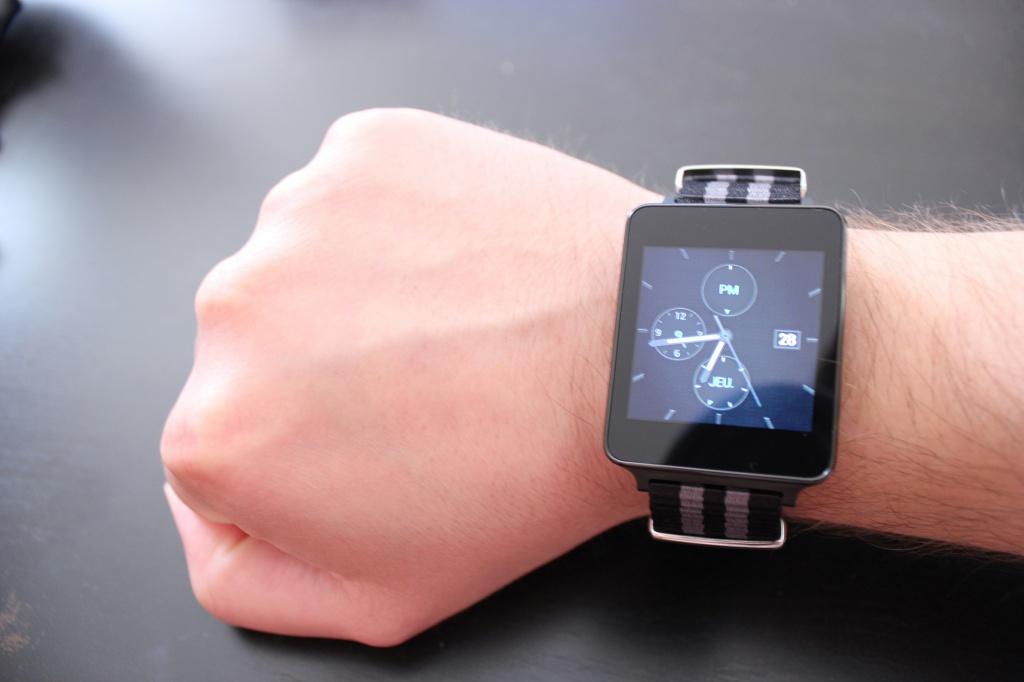 Présentation de ma LG G Watch 427291IMG9083