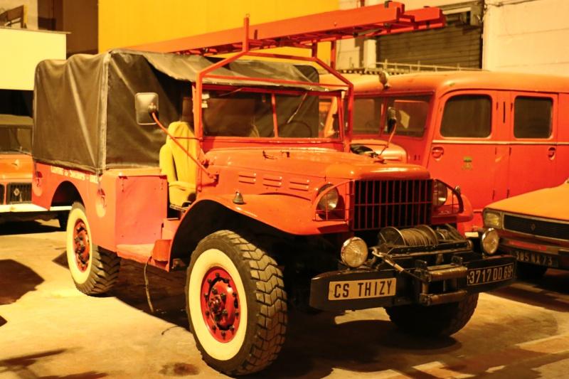 Des camions à gogo....Musée des sapeurs pompiers de Lyon 427590IMG6613