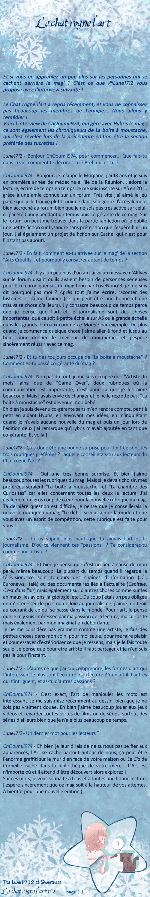 Edition n°2#Le Chat rogne l'Art  427672Artistes2v3justifycopy