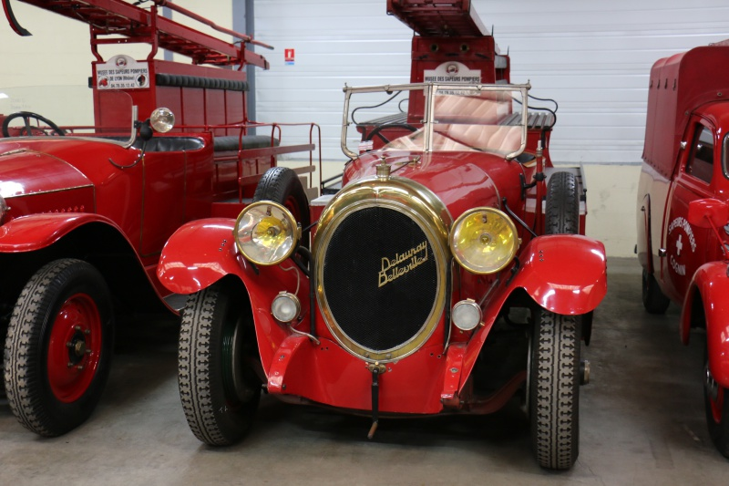 Des camions à gogo....Musée des sapeurs pompiers de Lyon 428909IMG6833