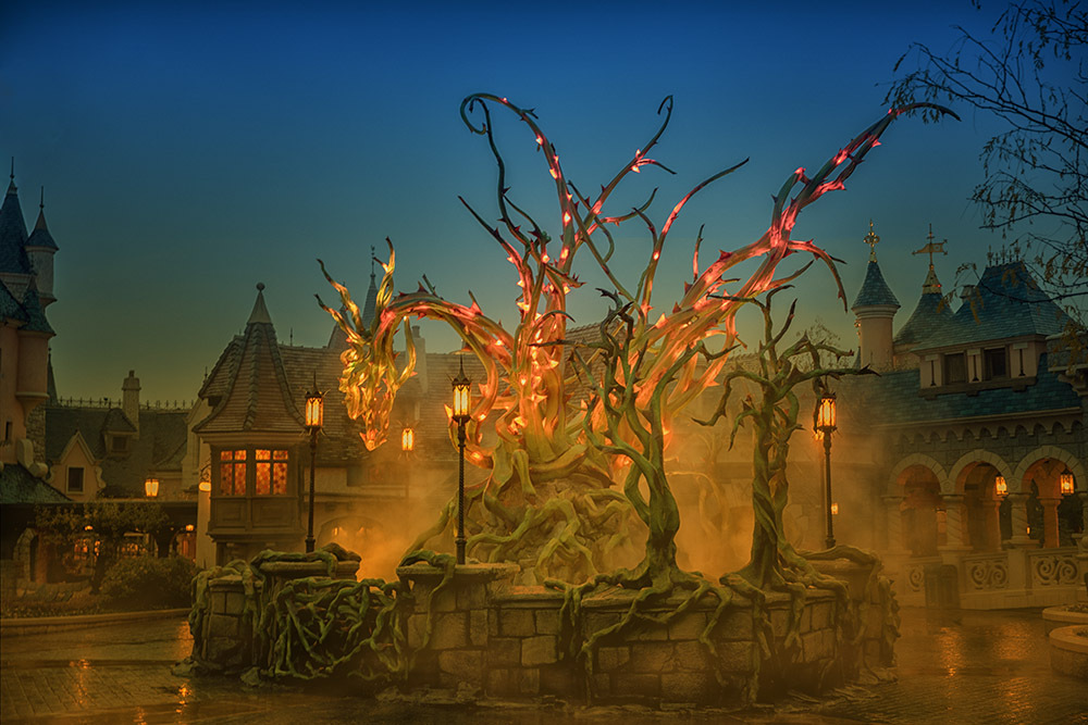 TR: Séjour en famille du 23 au 29 octobre 2016 - Disneyland Hôtel (Castle Club) - Page 3 428969dlpdecobrume5d4