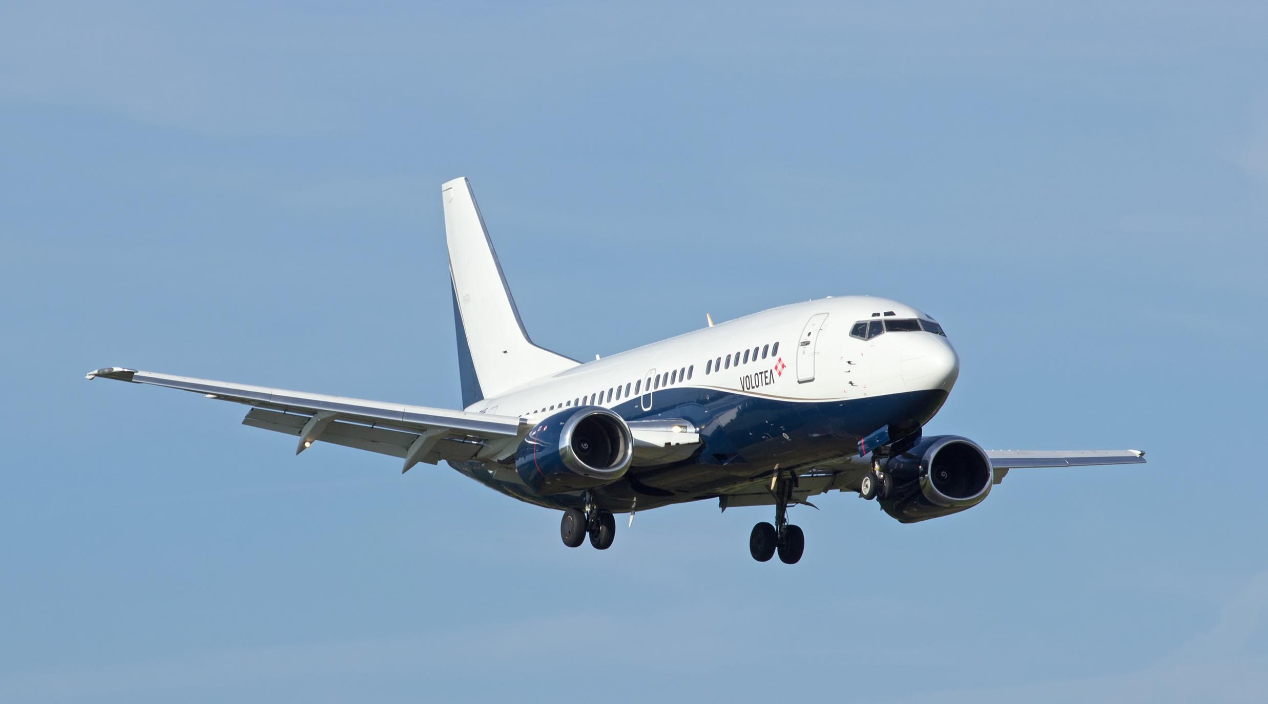 [01/05/2016] Boeing 737-500 (9H-OME) Air X Charter 430168Nantes2016070803