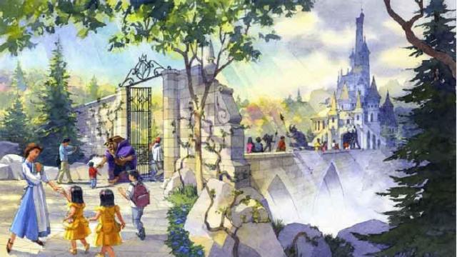 [Tokyo Disney Resort] Plan d'investissement incluant New Fantasyland et nouveau port à Tokyo DisneySea (2014-2024)  - Page 4 430358w107