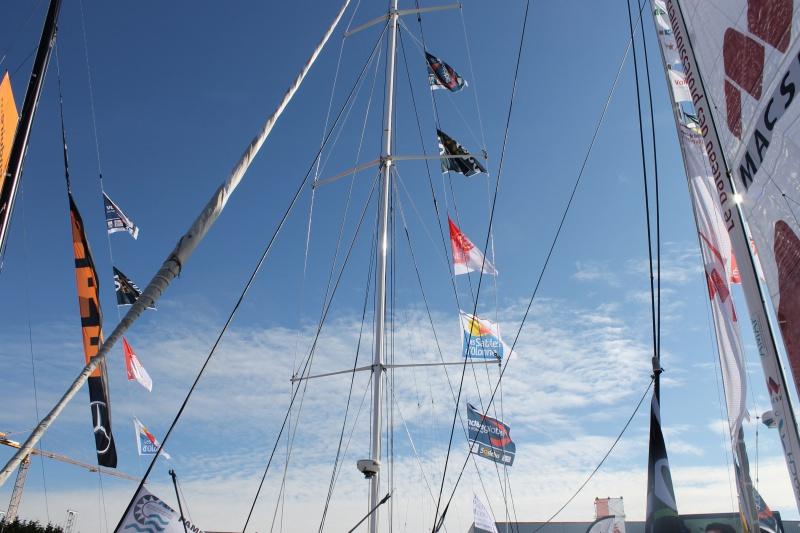 Visite du village et du ponton du Vendée Globe le 25/10/16 431538IMG4611