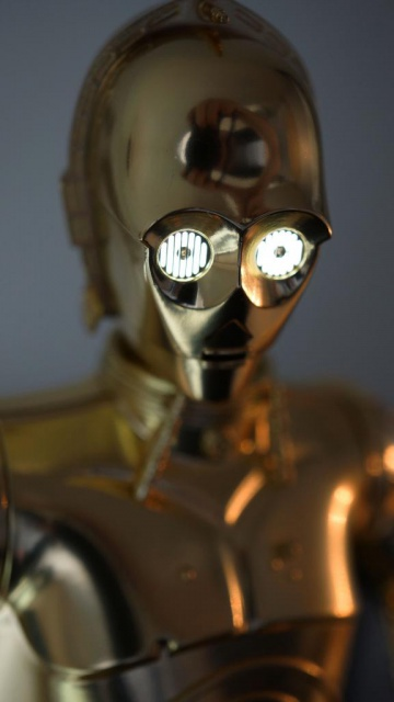 STAR WARS - C3PO - Perfect Model (TAMASHII AND SIDESHOW PERFECT CHOGOKIN) 431547910zps53483f37