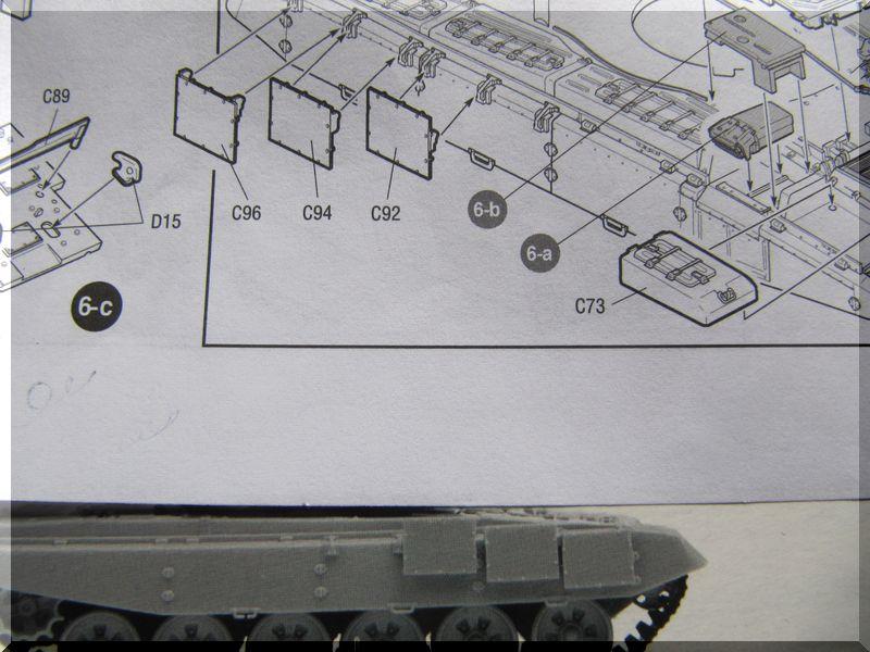 T-90 Zvezda 1/72ème 431876T909
