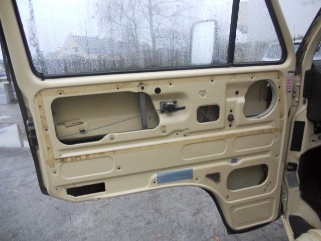 VW T3 Westfalia 1982, ensemble Clarion, montage et installation mise à jour du 19/08 4321603avantnomasound1