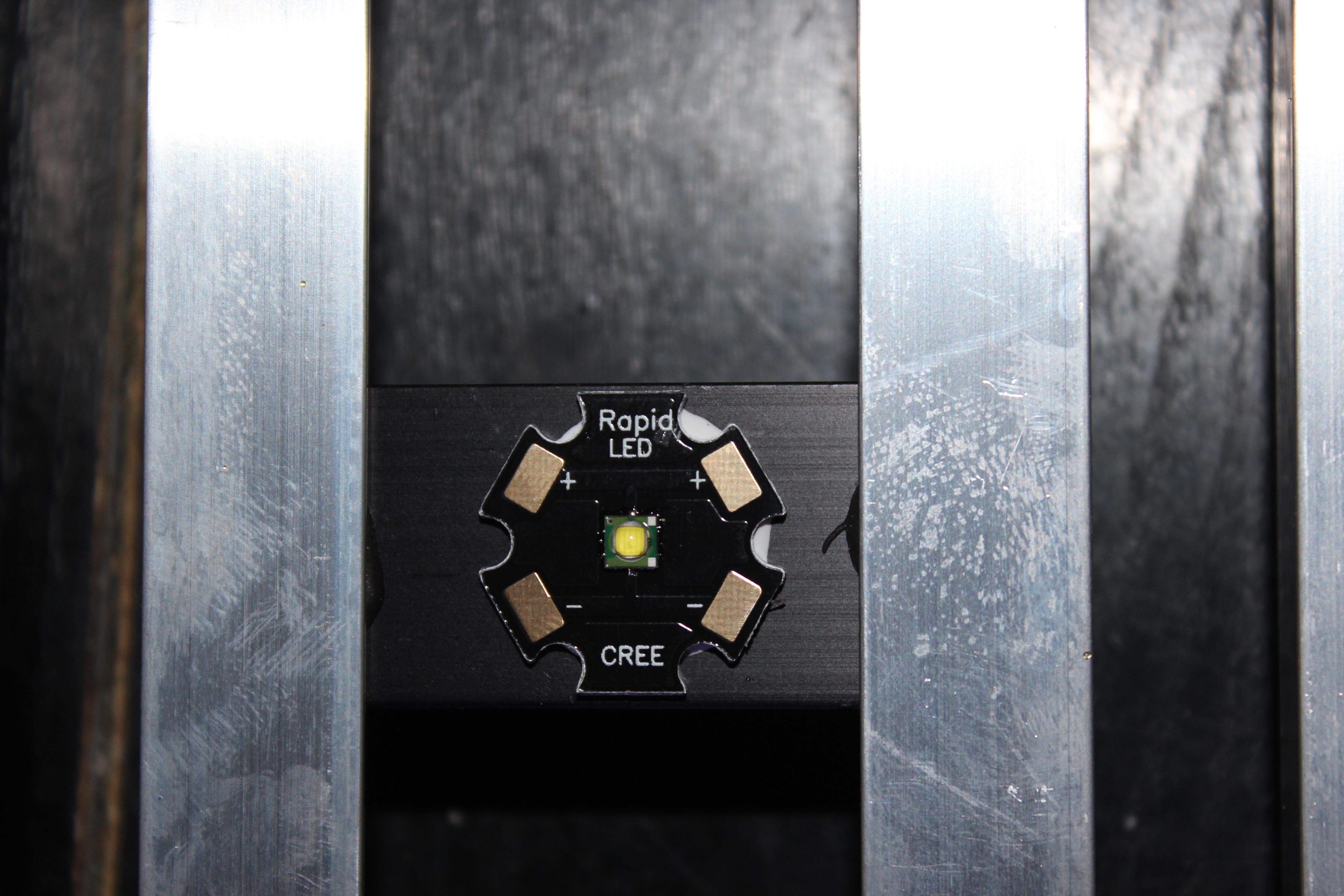 Tuto 1 : construction d'une rampe LED en 3 et 5W 432443IMG1269