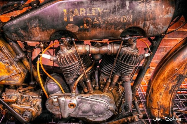 Les vieilles Harley....(ante 84) par Forum Passion-Harley - Page 5 432835image376