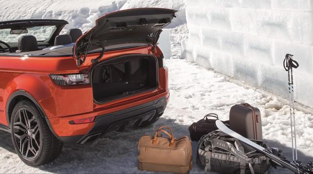 Range Rover Cabriolet, Un SUV Pour Toutes Les Saisons 432856RREVQConvertibleInterior09111514