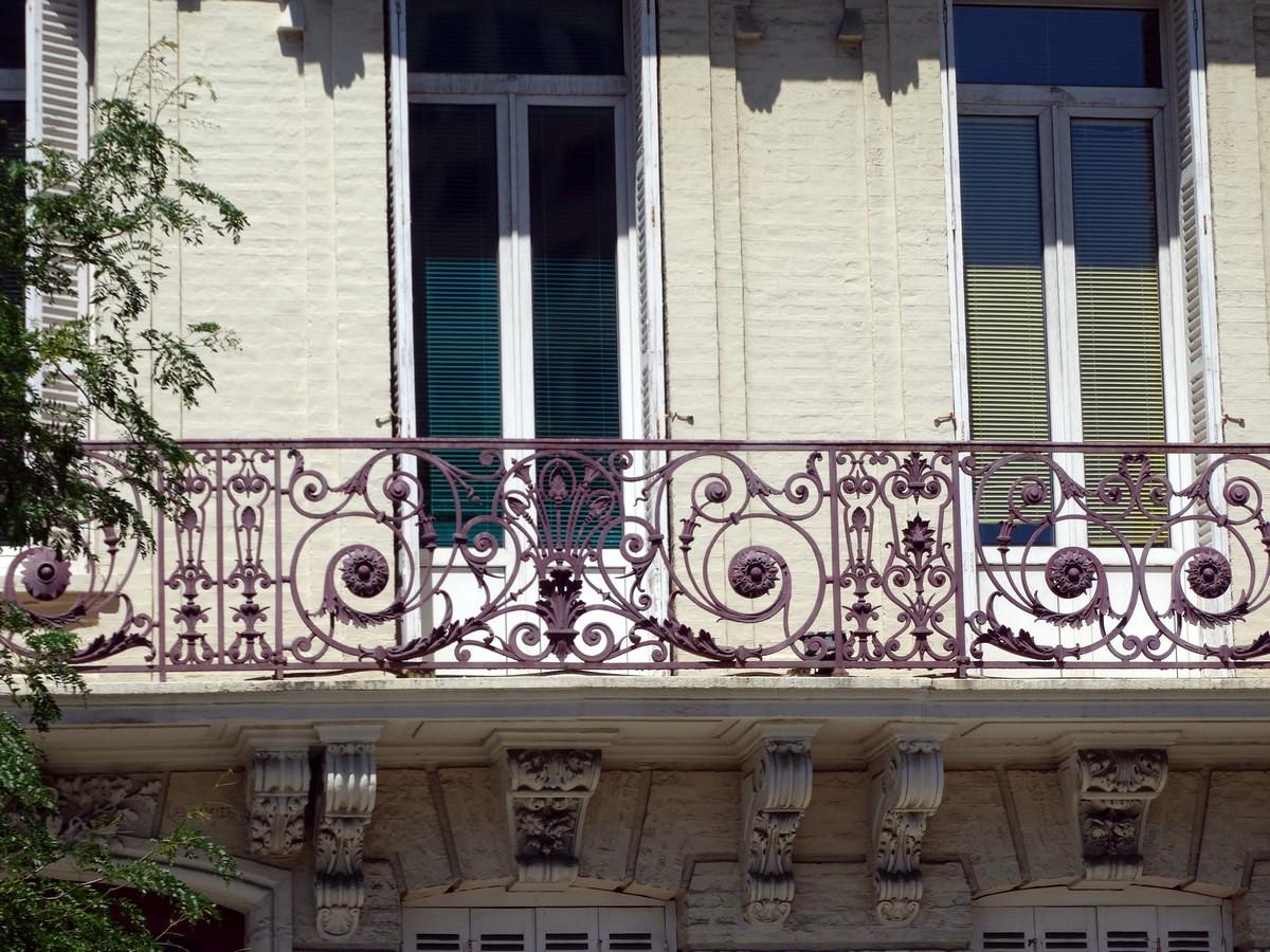Balcons en fer forgé - Page 2 433336100