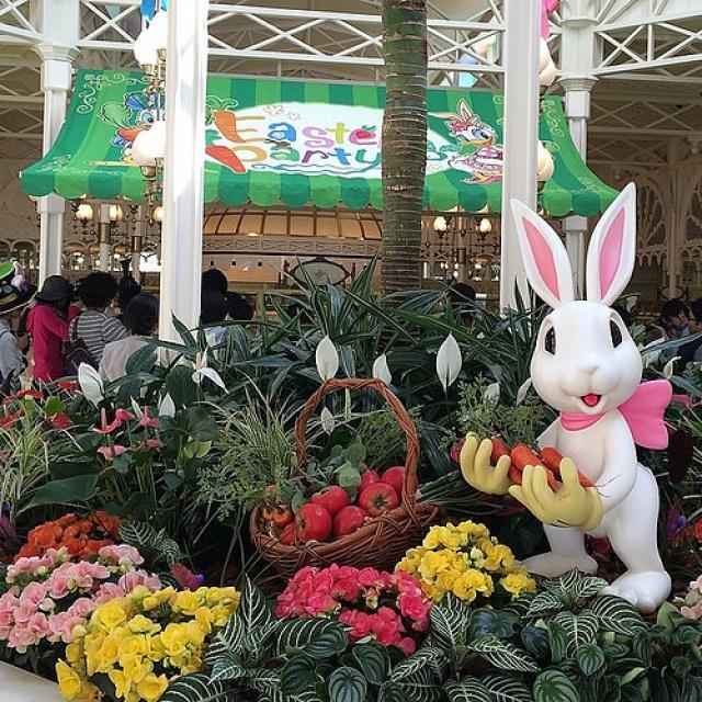 [Tokyo Disneyland] Nouvelle parade : Hippiti-Hoppiti Spring Time (du 2 avril au 23 juin 2014) 434148tds8