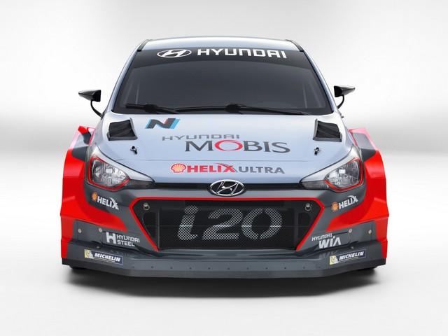 Hyundai Motorsport présente la nouvelle i20 WRC et son team 434334MRNewGeni20wrcfront
