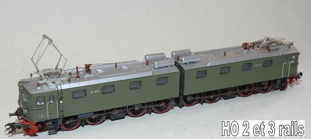 Les machines D/Da/Dm/Dm3 (base 1C1) des chemins de fer suèdois (SJ) 434711Mrklin37754SchwereErzlokEl12NSBR