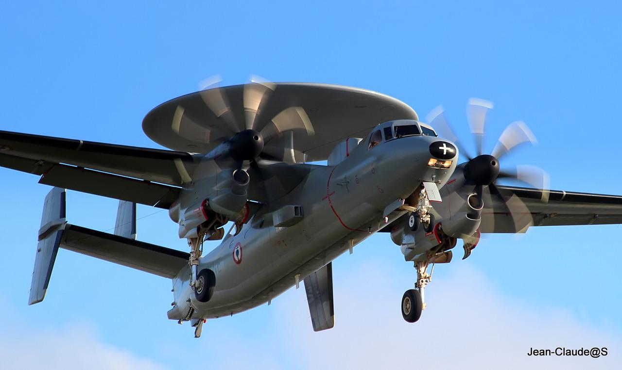 Grumman Hawkeye EC-2 Marine Nationale le 22.11.12 435325IMG9409filtered