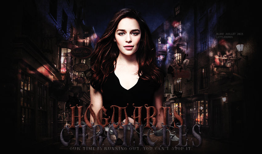 HOGWARTS • CHRONICLES `