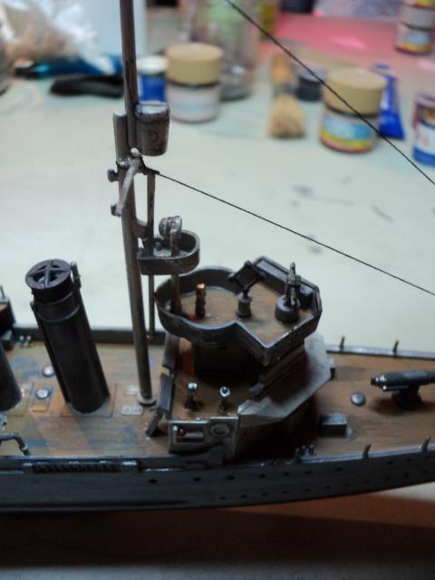 HMS Campbeltown 1/240 Revell 436022DSC01331