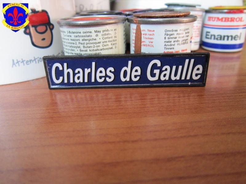 Porte avions Charles De Gaulle au 1/400 d'Heller par Pascal 94 436196IMG27641
