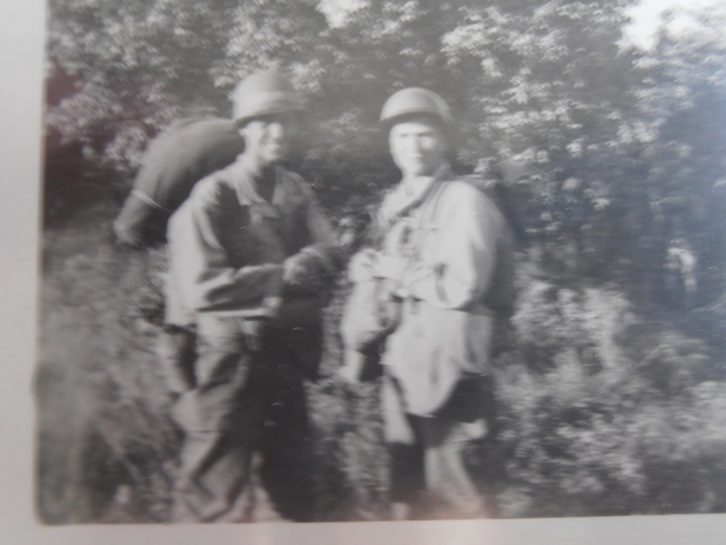 Lot de Photo de soldat US en Normandie 436410P5290009