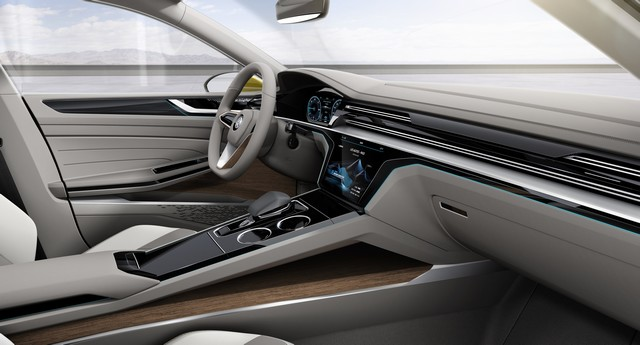 Salon de Genève 2015 : première mondiales du sport Coupé Concept GTE  437144vwsportcoupeconceptgteint004011