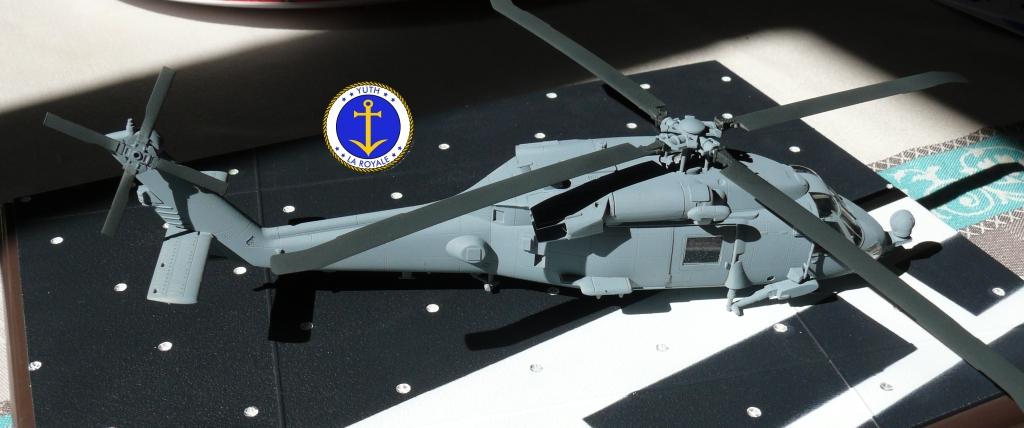 HH-60H RESCUE HAWK 437265HH608