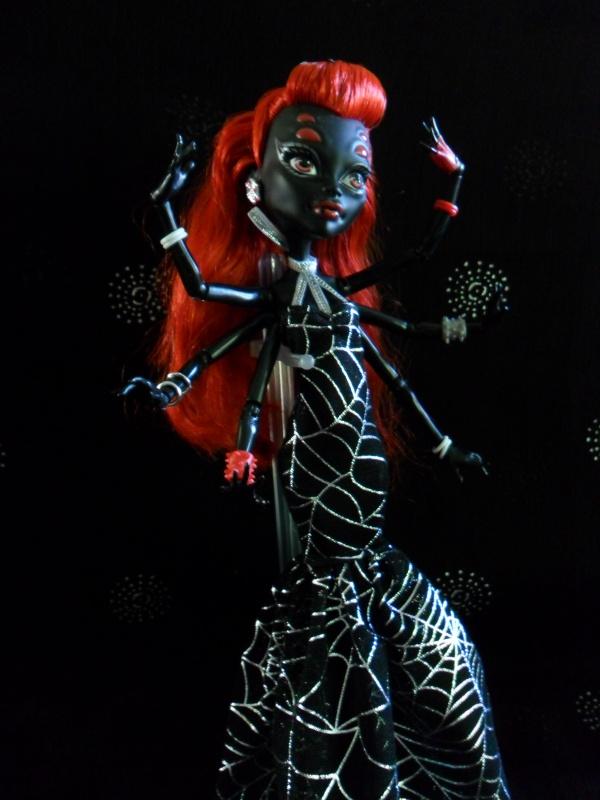 Les Monster High, les poupées que j'aurais aimé avoir petite... Nouveautés 437272SAM8346